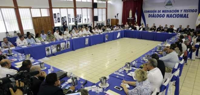 Encuentro se producirá 9 meses después de la ruptura de un primer intento de diálogo. Foto: Archivo AFP