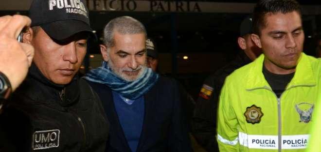ECUADOR.- Ministra María Paula Romo confirmó ubicación del exfuncionario requerido por la Justicia. Foto: Archivo
