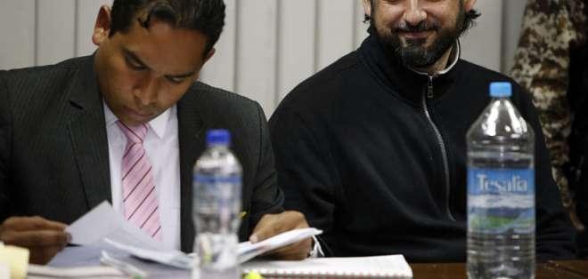QUITO, Ecuador.- La defensa de Ceglia había solicitado el recurso con el fin de frenar la extradición. Foto: API.