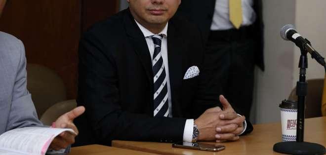 QUITO, Ecuador.- Exasambleísta Balda vincula a Rafael Correa con su secuestro en Colombia. Foto: API/Archivo.