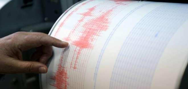El sismo también se sintió en el extremo norte de Chile. Foto: Archivo