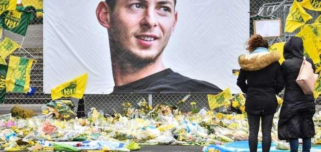 Sala regresaba de Nantes a Cardiff cuando sufrió el accidente en el que perdió la vida.