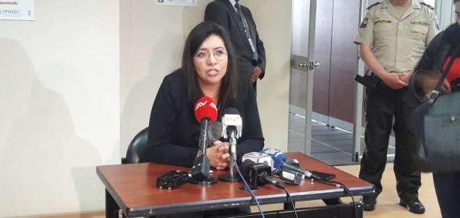 Fiscalía podrá utilizar pruebas en caso Odebrecht tras levantamiento de información.