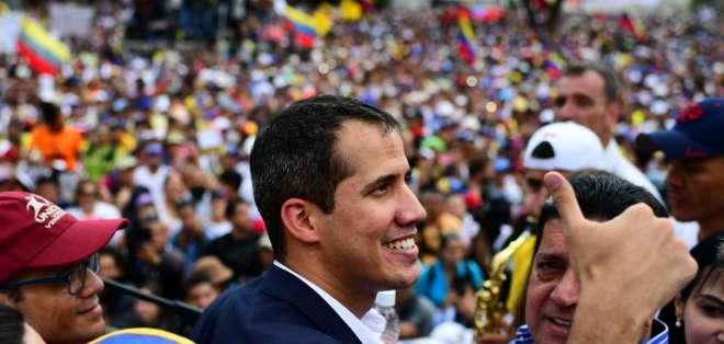 CARACAS, Venezuela.- El joven político pidió además que se detenga a los causantes de los desmanes del pasado 23 de febrero.