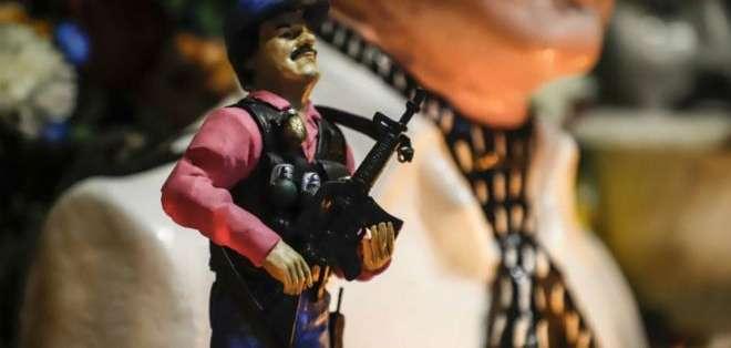 """El juicio que perdió """"El Chapo"""" Guzmán no afectó al cartel de Sinaloa."""