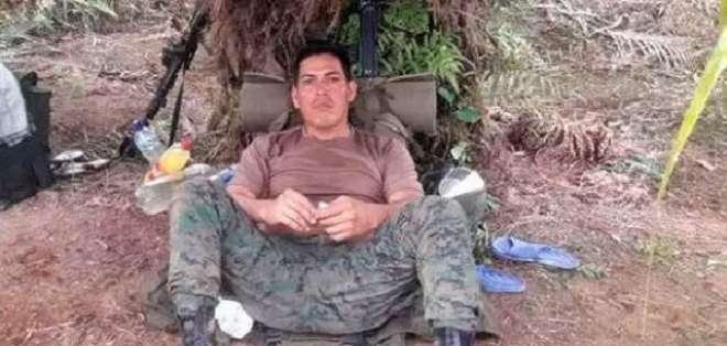 COLOMBIA.- El cuerpo del militar ecuatoriano fue hallado en julio de 2018 en una zona rural de Tumaco. Foto: Archivo