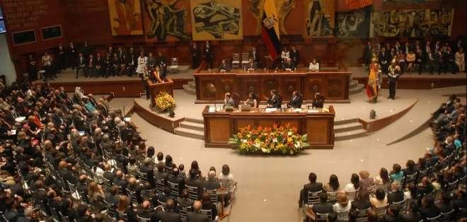 Realizan barrido antiespionaje en la Asamblea por audio filtrado. Foto: Archivo