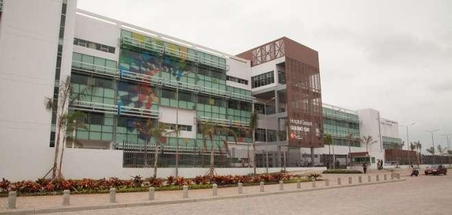 Denuncian violación en hospital público de Guayaquil. Foto: Archivo