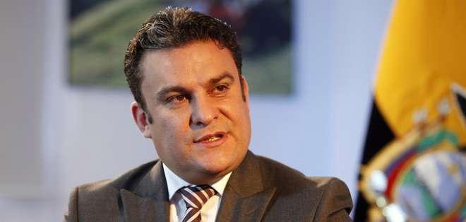 Serrano fue ministro del Interior desde el 2011 hasta el 2016. Foto: Archivo