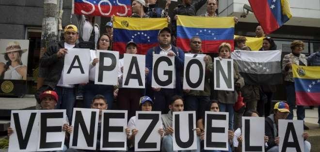 ¿Ataque cibernético en Venezuela? Posible pero poco probable, dicen expertos Posible pero poco probable. Foto: AFP