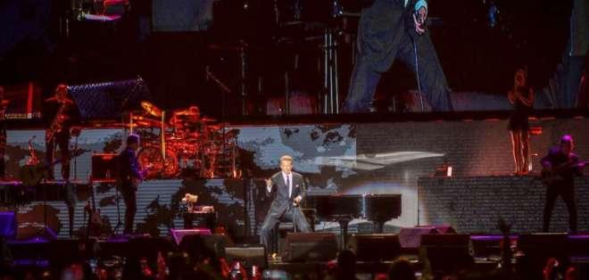 Concierto de Luis Miguel en Ecuador será reprogramado. Foto: Twitter Luis Miguel