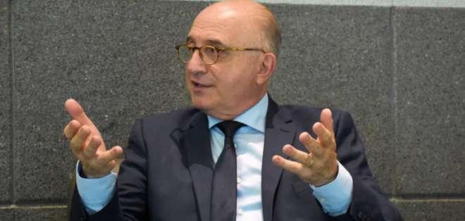 El consultor internacional y expresidente de la ICCA (International Congress & Convention Association), Arnaldo Nardone.