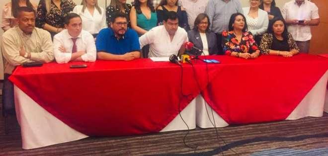 Decisión se da tras escándalo por audio entre titular de Legislativo y ministra del Interior. Foto: Alejandra Carvajal /Ecuavisa