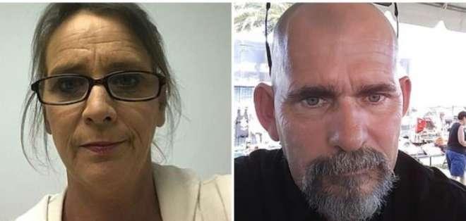 La pareja habría discutido en estado etílico antes del incidente.