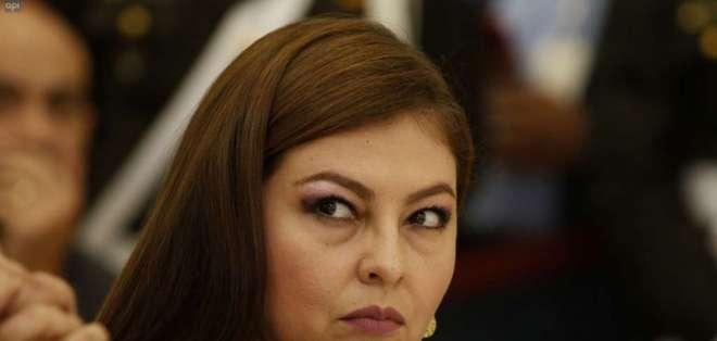 ECUADOR.- Fiscalía acusa a la exlegisladora y a Yadira Cadena, de tentativa de fraude procesal. Foto: Archivo