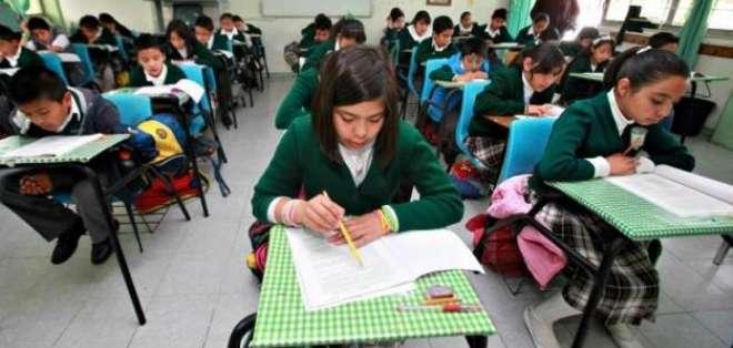 Colegios particulares podrán empezar las clases el 15 de abril. Foto: Archivo - Referencial