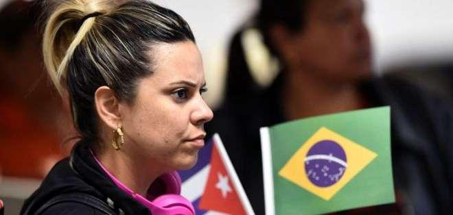 """El programa """"Más Médicos"""" arrancó en 2013 a iniciativa de la entonces presidenta de Brasil Dilma Rousseff.."""
