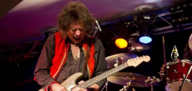 Muere Bernie Torme, guitarrista de Ozzy Osbourne. Foto: Metal Hammer Magazine