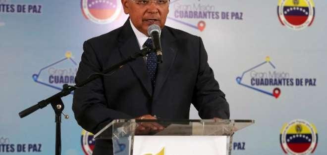 Según ministro del Interior de Venezuela, Roberto Marrero planeaba atentados. Foto: AFP
