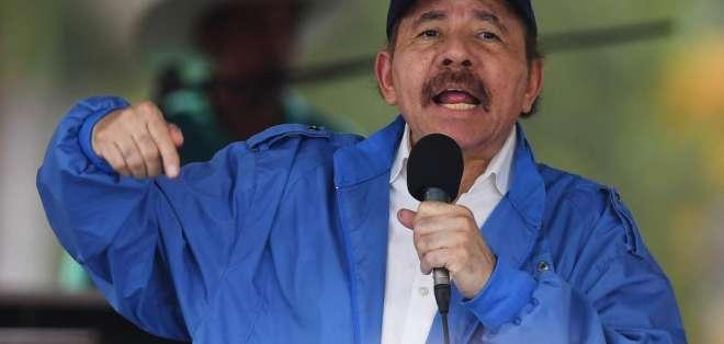 El gobierno de Nicaragua promete liberar a todos los opositores presos. Foto: AFP