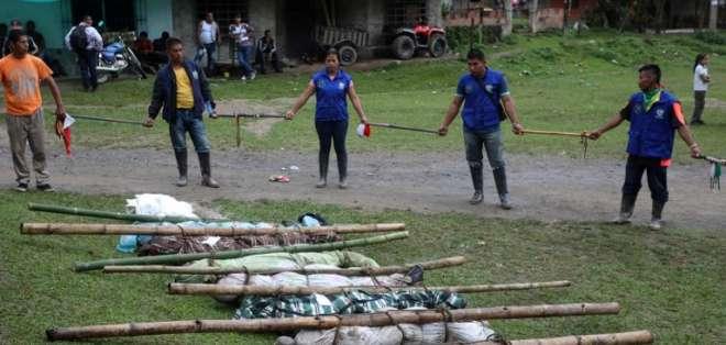Colombia: ocho muertos y nueve heridos en explosión. Foto: AFP