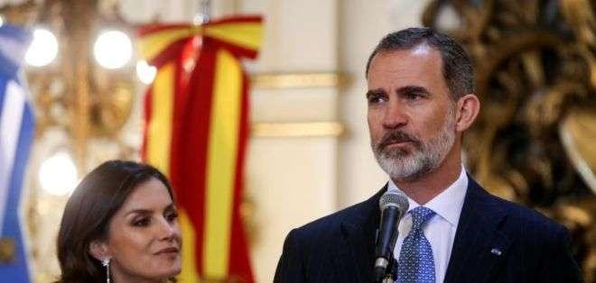 El gobierno de España lamentó que se hiciera pública la carta de AMLO al rey Felipe VI.