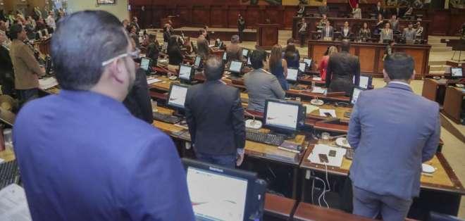 La aprobación se dio en el Pleno de Asamblea tras un debate de 6 horas. Foto: Flickr Asamblea