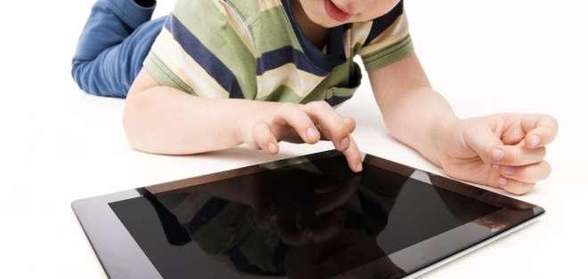 Un niño bloqueó la tableta electrónica de su padre hasta 2067. (Imagen ilustrativa) Getty Images