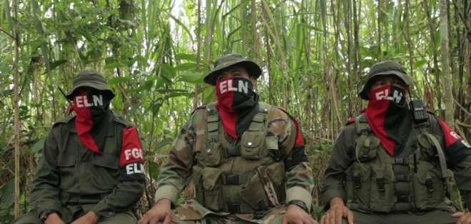 """""""Reiteramos nuestra decisión de continuar con los diálogos"""", indicó la guerrilla. Foto: AFP"""
