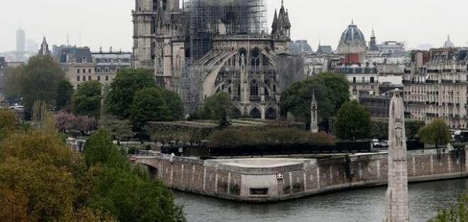 Catedral de Notre Dame.