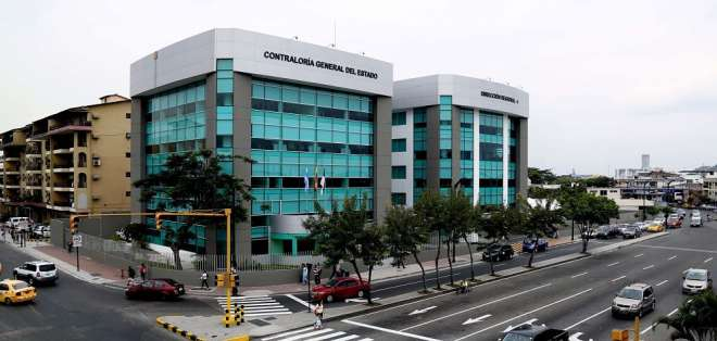 Contraloría General del Estado examina más de 7.000 procesos de contratación. Foto: Archivo El Ciudadano