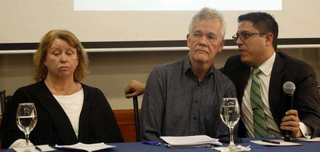 Sueco detenido en Quito por supuestos vínculos con Assange cree que caso se resolverá. Foto: API