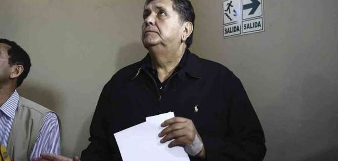 PERÚ.- Uno de sus hijos leyó la misiva durante exequias, allí el exmandatario aclara su decisión. Foto: Archivo