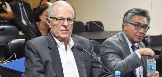 PERÚ.- El Poder Judicial de Perú dispuso 36 meses de prisión preventiva para el expresidente. Foto: Andina