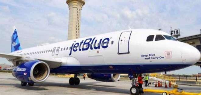 JetBlue define horarios para ruta Nueva York-Guayaquil. Foto: Twitter