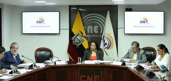 CNE declara nulo reconteo para alcalde de Salitre.