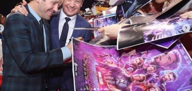 """""""Avengers: Endgame"""": Marvel reveló un nuevo póster oficial. Foto: IG"""