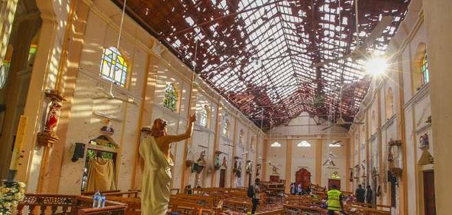 El gobierno declaró este martes como día de luto nacional. Foto: AP.