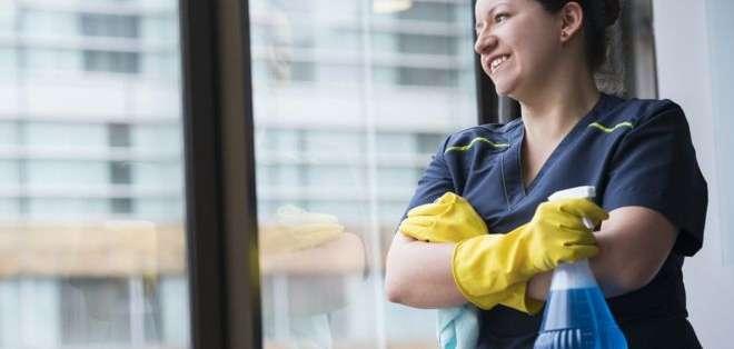 Los trabajos en limpieza experimentaron la mayor alza dentro del mercado laboral latinoamericano en 15 años.