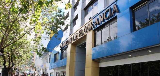 Reportaje denuncia aporte de empresas multinacionales a campaña de Correa en 2013. Foto: Fiscalía