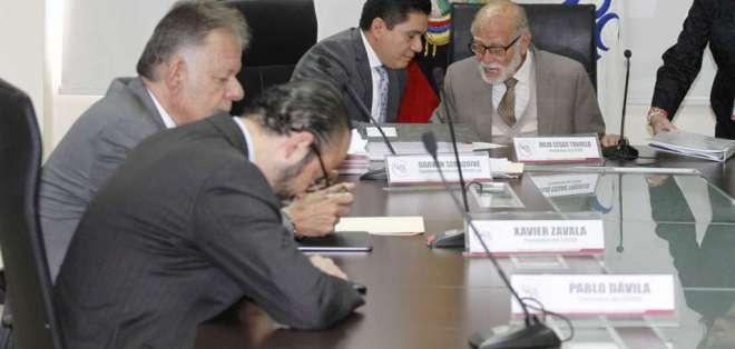 Corte Constitucional emitió un dictamen en el que responde a consulta de Trujillo. Foto: API