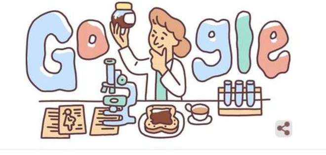 Lucy Wills nació en 1888 y es el Doodle de Google de este 10 de mayo.