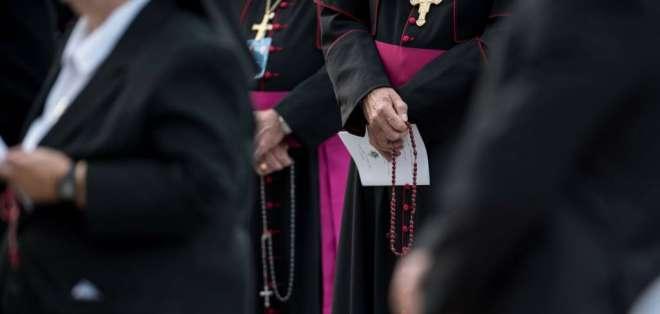 Afectados buscan que Santa Sede haga públicos sus archivos. Foto: Archivo AFP