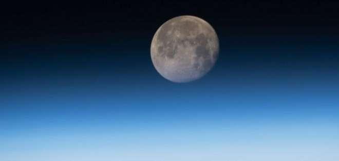 La Luna se está achicando a medida que su interior se enfría.