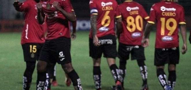 Deportivo Cuenca derrotó a Gualaceo.