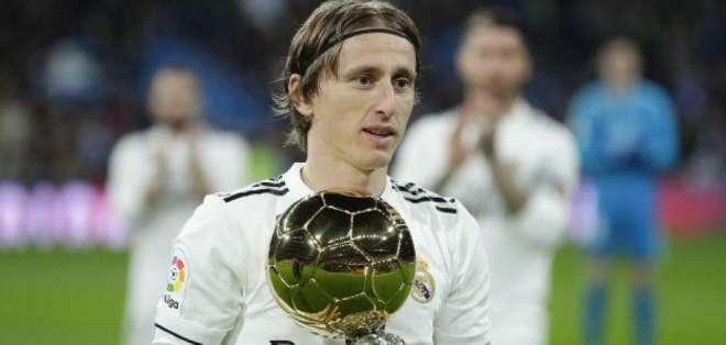 Fue elegido mejor jugador de Europa y del Mundial 2018.