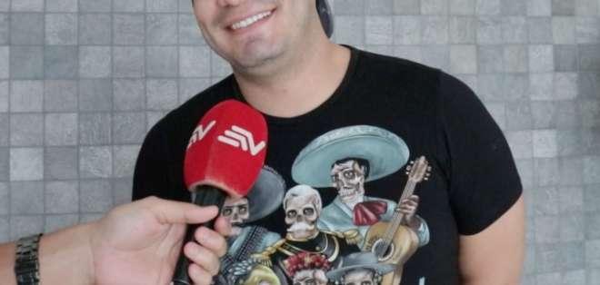 """GUAYAQUIL, Ecuador.- La incorporación de """"El Chino"""" se agrega a la de Alex Vizuete. Foto: Ecuavisa"""