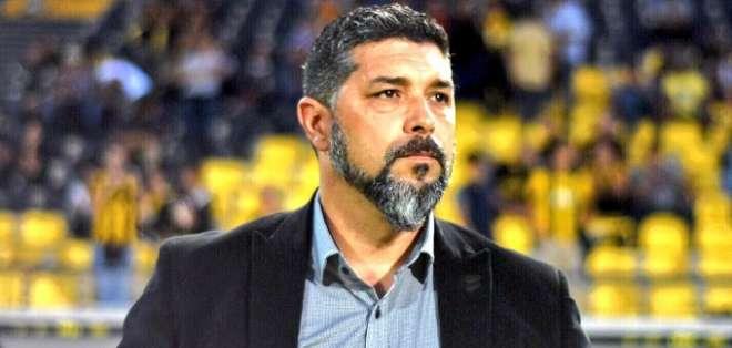 Leonardo Ramos, entrenador de BSC.
