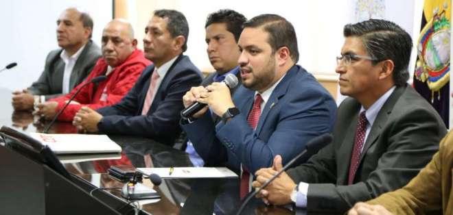 Cuarta Sesión del Consejo Nacional de Trabajo y Salarios. Foto: Ministerio de Trabajo