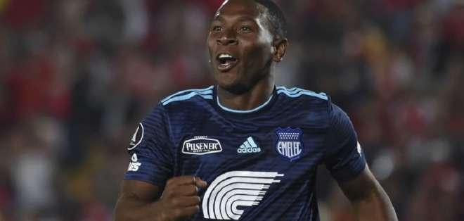 'Cuco' Angulo, convirtió el gol.